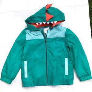 Cat & Jack > Boys 5T Dinosaur Windbreaker Jacket